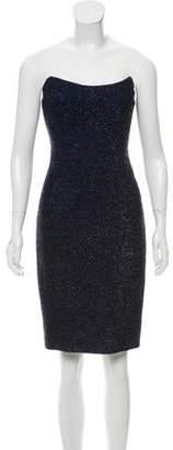 Isaac Mizrahi Textured Mini Dress