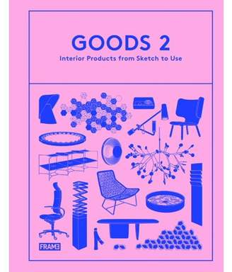 Marlous Van Rossum-Willems Goods: Goods 2: Interior Products from Sketch to Use (Hardcover)