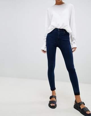 Dr. Denim Moxy High Rise Super Skinny Jean