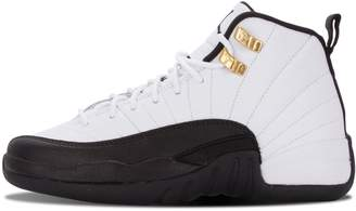 """Nike Jordan 12 Retro """"Taxi"""" Men's Basketball Shoes White/Black-Taxi-Varsity Red 130690-125 ( D(M) US)"""