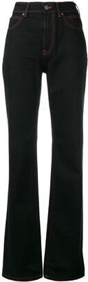 Calvin Klein long straight-leg jeans