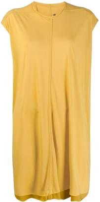 Rick Owens Lilies boxy fit dress