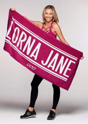 Lorna Jane Towel