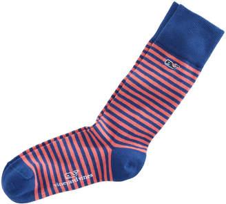 Vineyard Vines Fine Stripe Socks