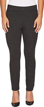 NYDJ Women's Petite Size Basic Pull on Ponte Knit Leggings