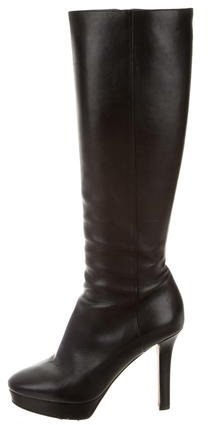 Jimmy Choo Jimmy Choo Platform Knee-High Boots