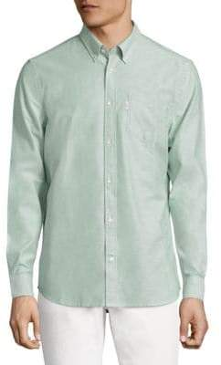 Wesc Oden Soft Oxford Button-Down Shirt