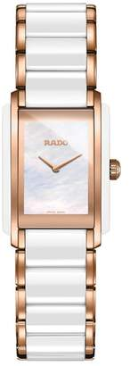 Rado Integral Ceramic Bracelet Watch, 22mm x 33mm