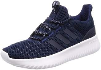 finest selection 2df52 fd4f7 adidas Womenss Cloudfoam Ultimate Competition Running Shoes, Blue  ConavyAerblu 000