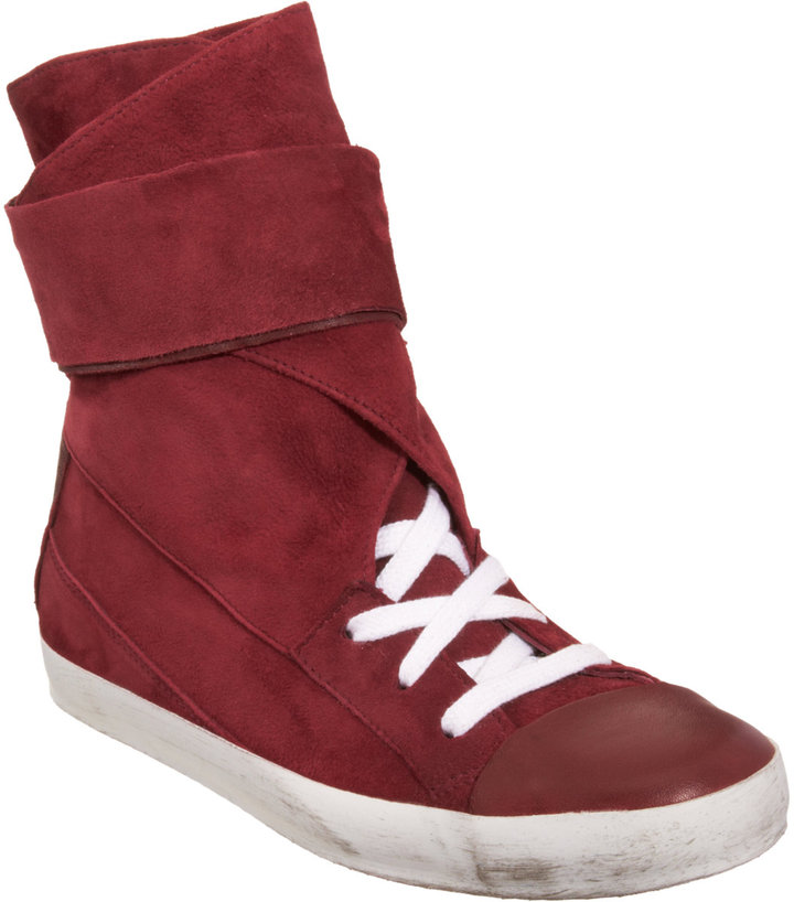 Cinzia Araia CA by Wrapped High Top Sneaker