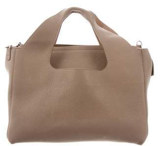 The Row Leather Two For One 12 Bag