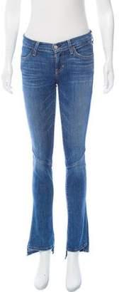 Elizabeth and James Taylor Low-Rise Jeans