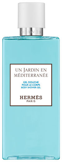 Hermès Un jardin en Mé;diterranée Body Shower Gel, 6.7 oz.