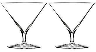 Waterford Elegance Martini Glass Set of 2