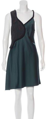 3.1 Phillip Lim3.1 Phillip Lim Paneled Sleeveless Dress w/ Tags