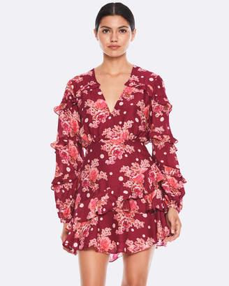 So Lovely Mini Dress