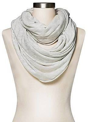 Merona; Women's Heather Tan Loop Scarf Merona; $14.99 thestylecure.com