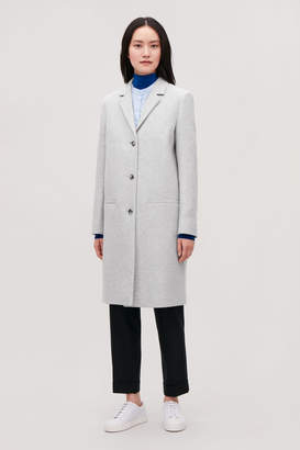 Cos TAILORED WOOL COAT