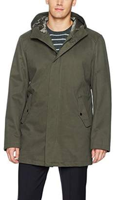 Kenneth Cole New York Men's Rumble Hooded Jacket