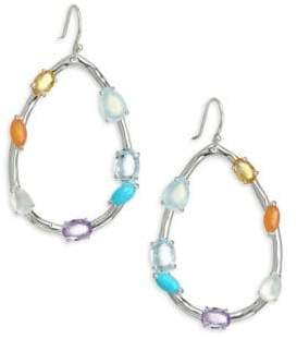 Ippolita Rock Candy Large Mixed Stone Pear Shaped Earring