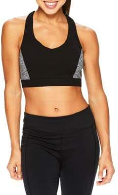 Gaiam Taylor Twist Back Sports Bra