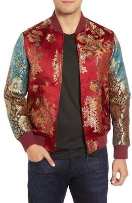 Robert Graham Moser Silk Jacket
