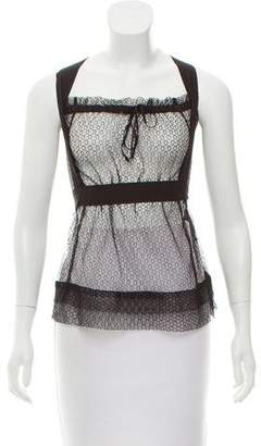 Ter Et Bantine Sleeveless Lace Top