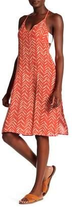 Dolce Vita Patterned T-Back Dress