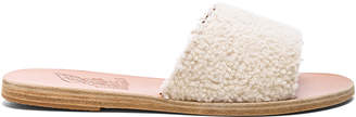 Ancient Greek Sandals Sheep Fur Taygete Sandals
