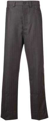 Lanvin straight trousers