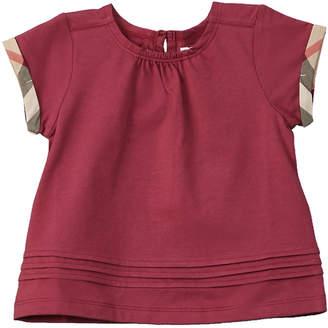 Burberry Girls' Pleated Shirt