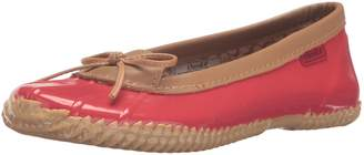 Chooka Women's Waterproof Comfort Ballet Flat