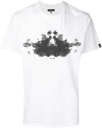 Rag & Bone logo print crew neck T-shirt