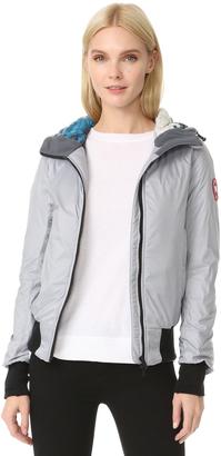 Canada Goose Dore Jacket $550 thestylecure.com