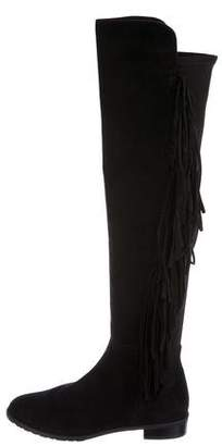 Stuart Weitzman Mane Over-The-Knee Boots