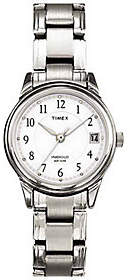 Timex Ladies' Classic Stainless Steel BraceletWatch $55 thestylecure.com