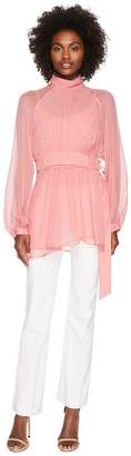Sportmax Ofridi Long Sleeve Belted Tunic Women's Blouse