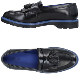 Armani Jeans Loafers