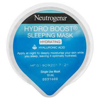 Neutrogena Hydro Boost Hydrating Sleeping Mask 10 mL