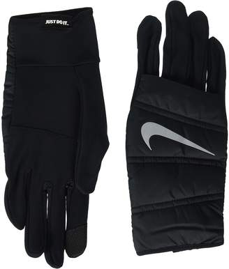 Nike Quilted Run Gloves Cycling Gloves