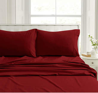 Marwah Corporation/tribeca Living Heavyweight Flannel Solid Extra Deep Pocket Cal King Sheet Set Bedding