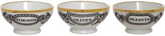 Fornasetti Appetizers Bowls