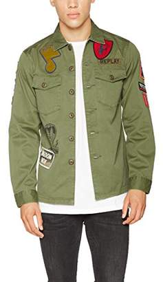 Replay Outerwear For Men - ShopStyle UK 2462948875a