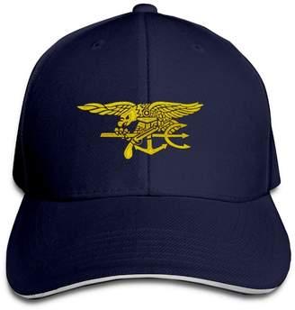 Handwerker-Wdesign Seal Logo Men Snapbacks Hat Unique Embroidery Baseball Hat