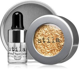 Stila Magnificent Metals Foil Finish Eye Shadow - Metallic Gilded $32 thestylecure.com