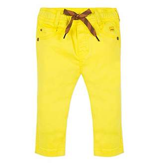 2bd7e42110 Catimini Baby Boys' Cn22002 Trouser, (Mid Yellow 72), (Size: