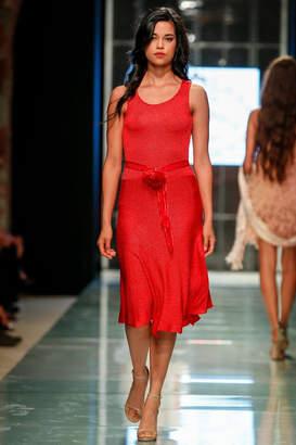 De Mil Amores Buenos Aires Silk Dress Romantic