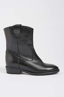 Anthropologie Alba Moda Western Boots