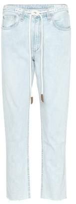 Rag & Bone Rocklyn cropped jeans