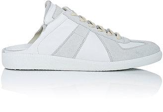 """Maison Margiela Women's Women's """"Replica"""" Slide-On Sneakers $495 thestylecure.com"""
